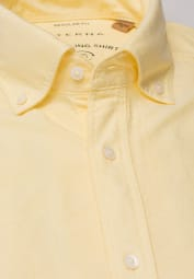 ETERNA CHEMISE À MANCHES COURTES REGULAR FIT UPCYCLING SHIRT OXFORD UNI
